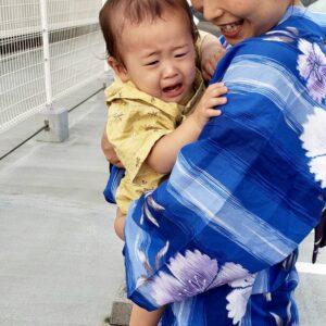三津浜花火大会の日