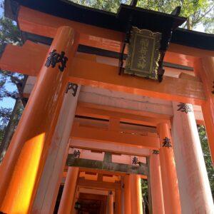 京都・大阪旅行