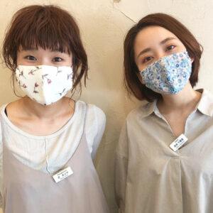 手作りマスク