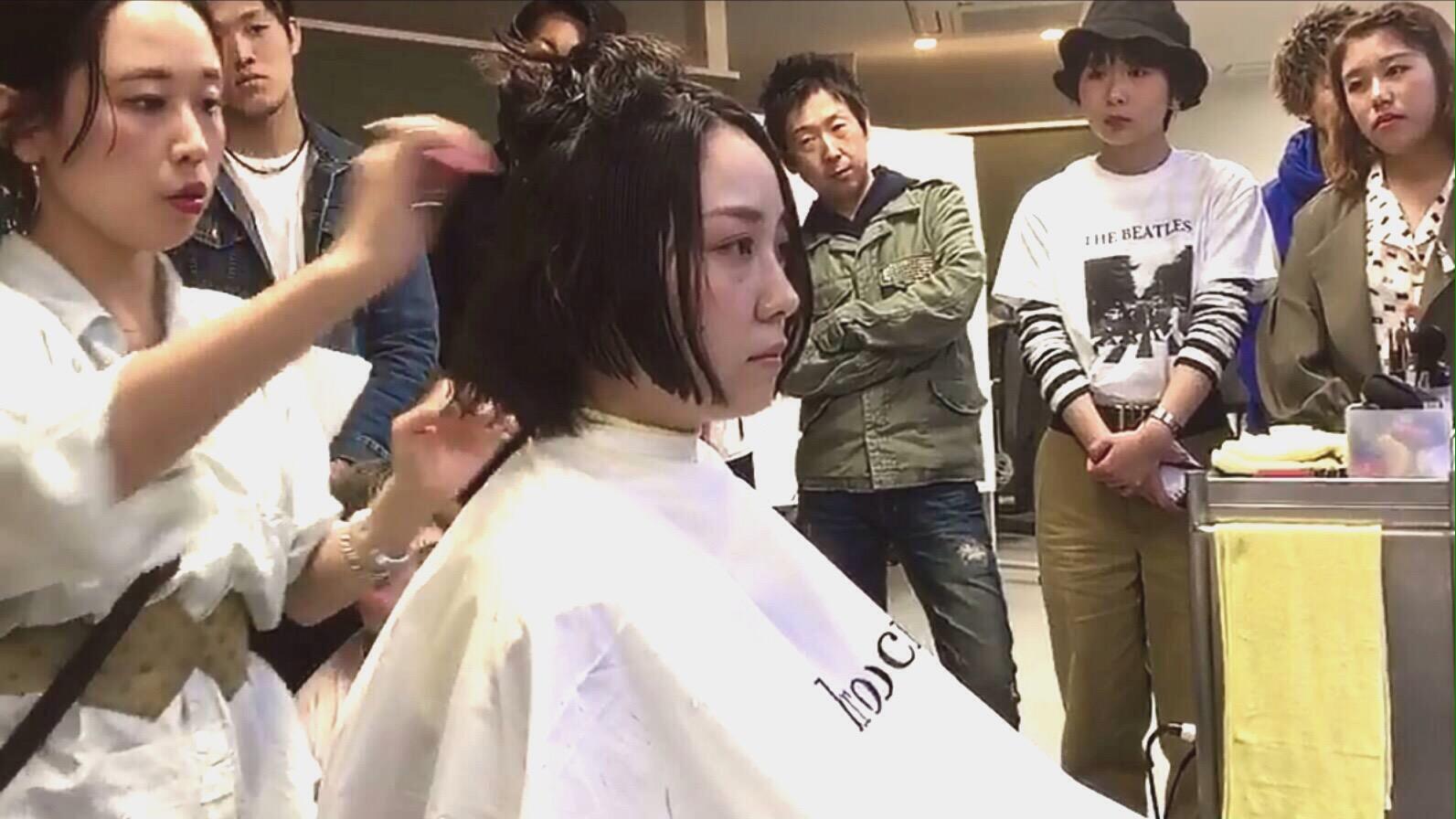 美容師研修